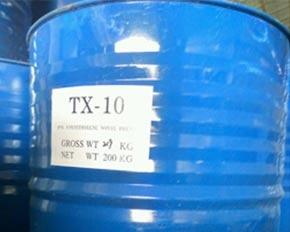烷基酚聚氧乙烯醚(TX-10)